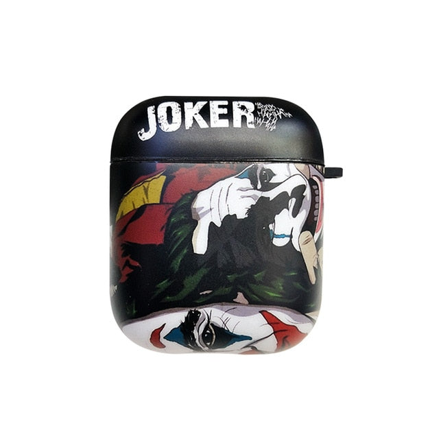Joker 'Arthur Fleck | Free' AirPods Case Shock Proof Cover
