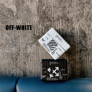 Off White 'Modular' AirPods Pro Case Shock Proof Cover