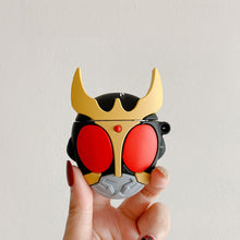 Load image into Gallery viewer, Kamen Rider Premium AirPods Case Shock Proof Cover
