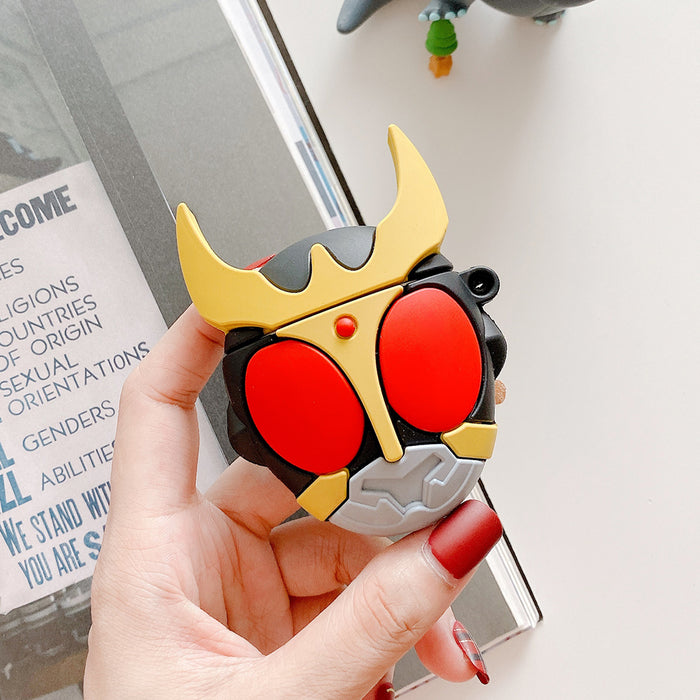 Kamen Rider Premium AirPods Case Shock Proof Cover