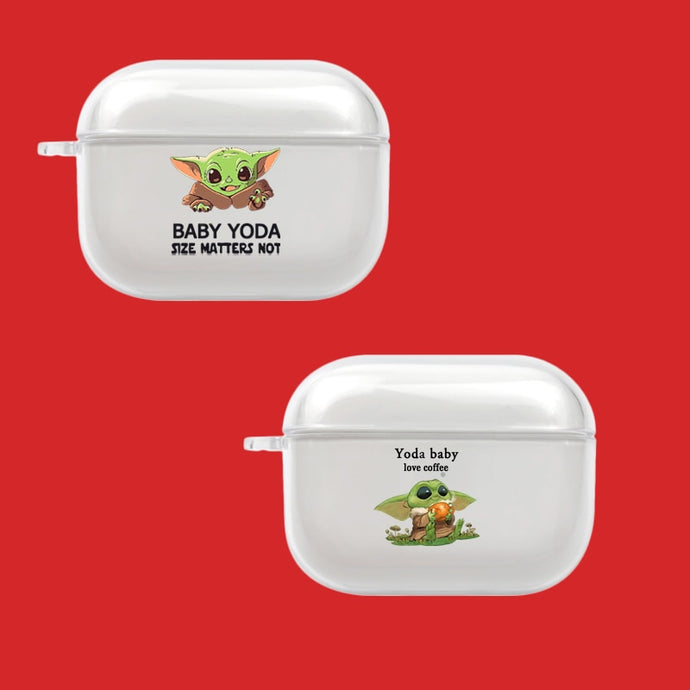 Baby Yoda '2.0' AirPods Pro Case Shock Proof Cover