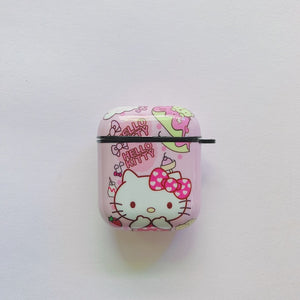 Hello Kitty 'Oops' AirPods Case Shock Proof Cover