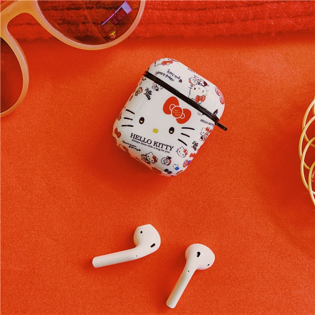 Kitty 'Classic' AirPods Case Shock Proof Cover