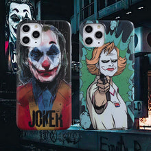 Load image into Gallery viewer, Joker '2 Jokers' Soft TPU iPhone Case