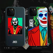 Load image into Gallery viewer, Joker 'Arthur Fleck | Hope' Soft TPU iPhone Case