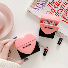 Load image into Gallery viewer, Fashion BlackPink Premium AirPods Case Shock Proof Cover