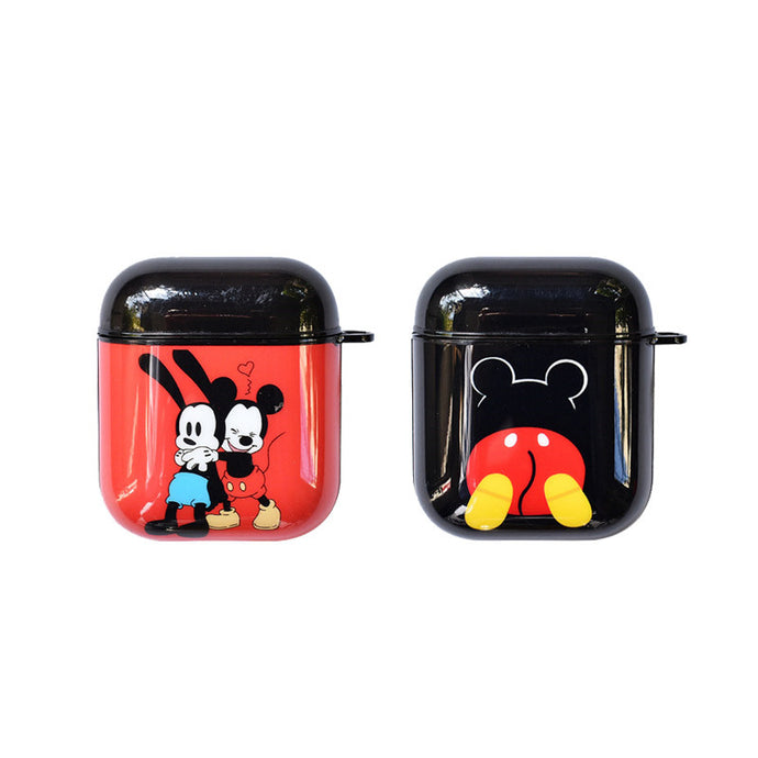 Mickey and Minnie 'Cutest Couple' AirPods Case Shock Proof Cover
