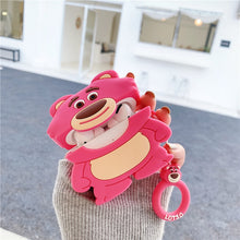 Load image into Gallery viewer, Toy Story 'Standing Lotso' Premium AirPods Pro Case Shock Proof Cover
