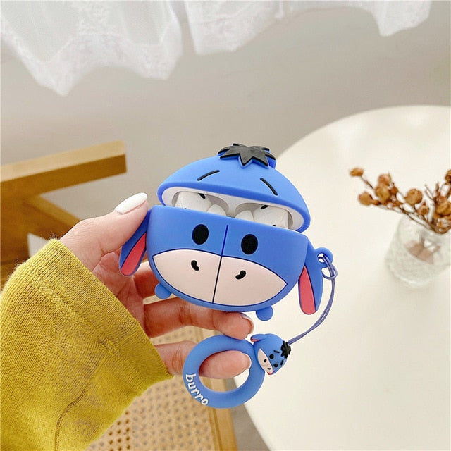 Baby Eeyore Premium AirPods Pro Case Shock Proof Cover