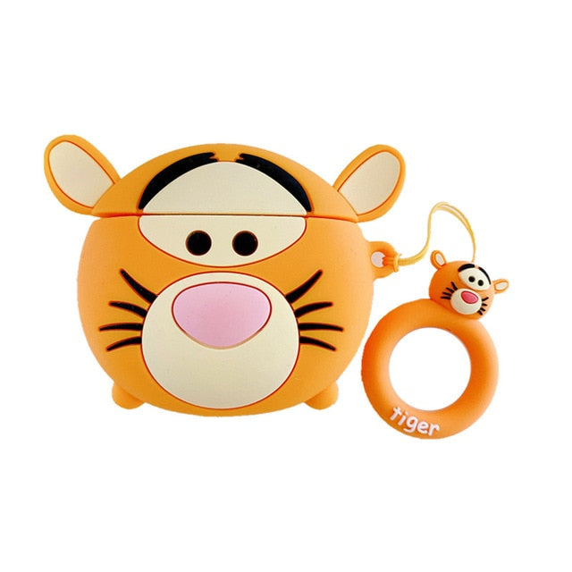 Winnie the Pooh 'Baby Tigger' Premium AirPods Pro Case Shock Proof Cover