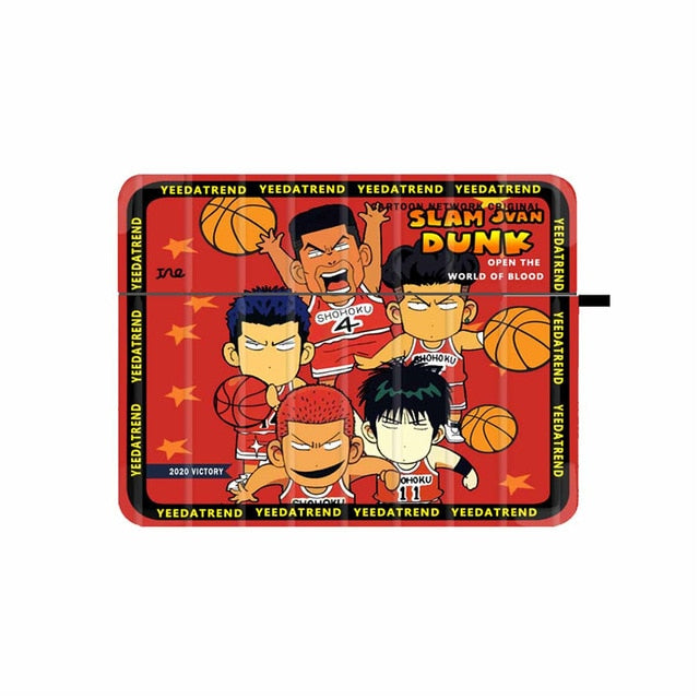 Slam Dunk 'Comic | Modular' AirPods Pro Case Shock Proof Cover