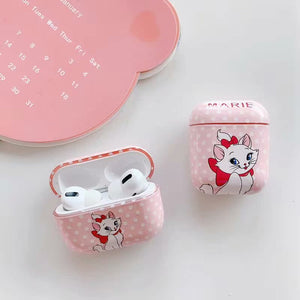 Disney 'Marie' AirPods Case Shock Proof Cover