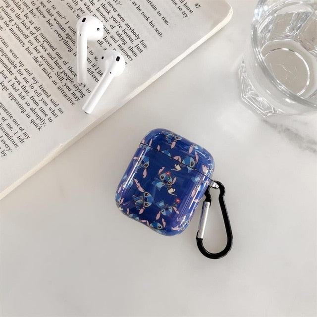 Lilo and Stitch '2.0' AirPods Case Shock Proof Cover