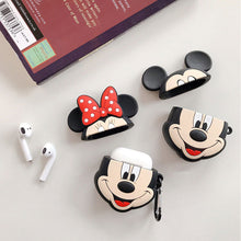 Load image into Gallery viewer, Minnie Mouse 'Classic' Premium AirPods Case Shock Proof Cover