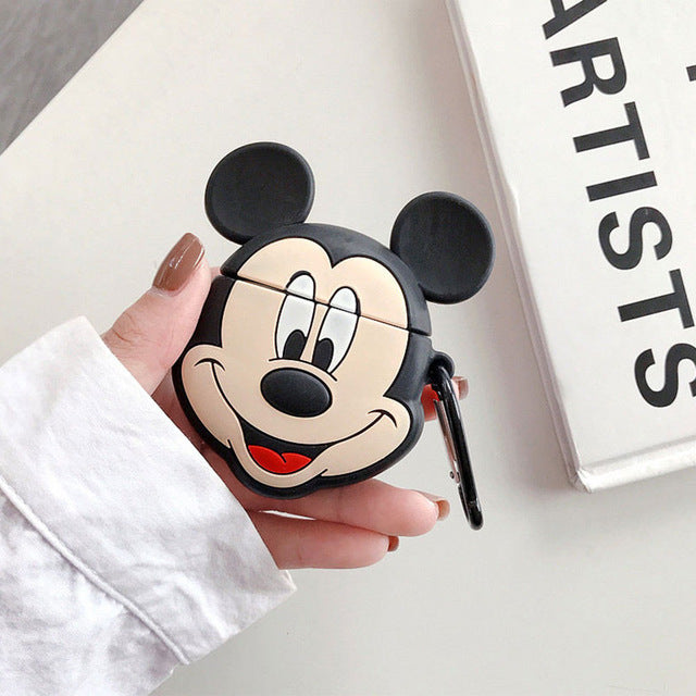 Mickey Mouse 'Classic' Premium AirPods Case Shock Proof Cover
