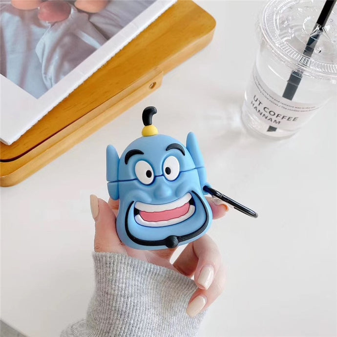 Aladdin 'Genie' Premium AirPods Case Shock Proof Cover