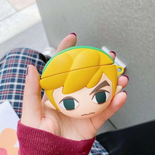 Legend of Zelda 'Link' Premium AirPods Pro Case Shock Proof Cover