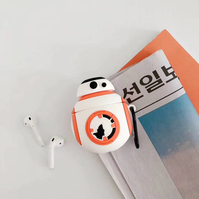 Star Wars 'BB-8' Premium AirPods Case Shock Proof Cover