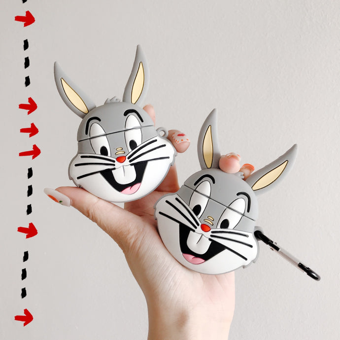 Bugs Bunny '2.0' Premium AirPods Case Shock Proof Cover