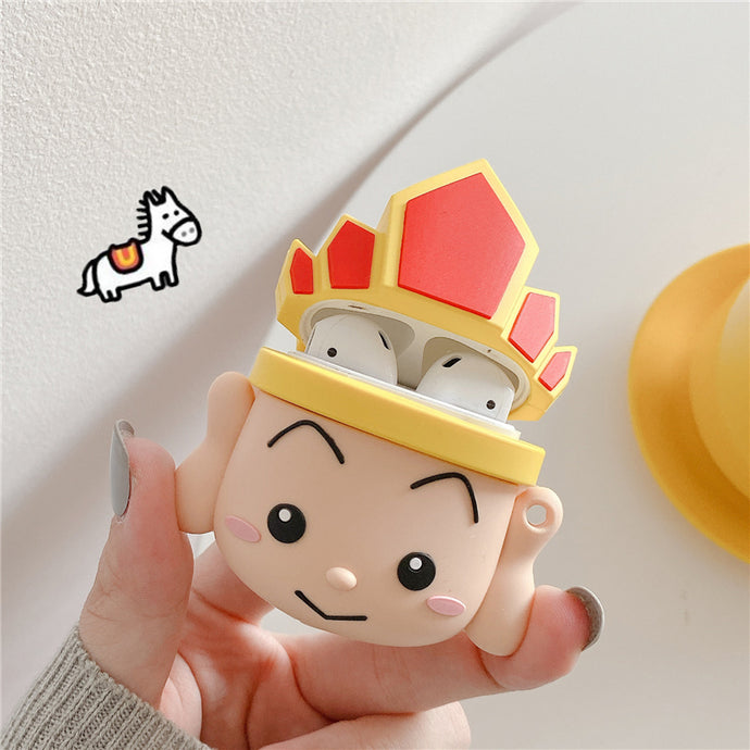 Journey to the West 'Xuan Zang' AirPods Case Shock Proof Cover