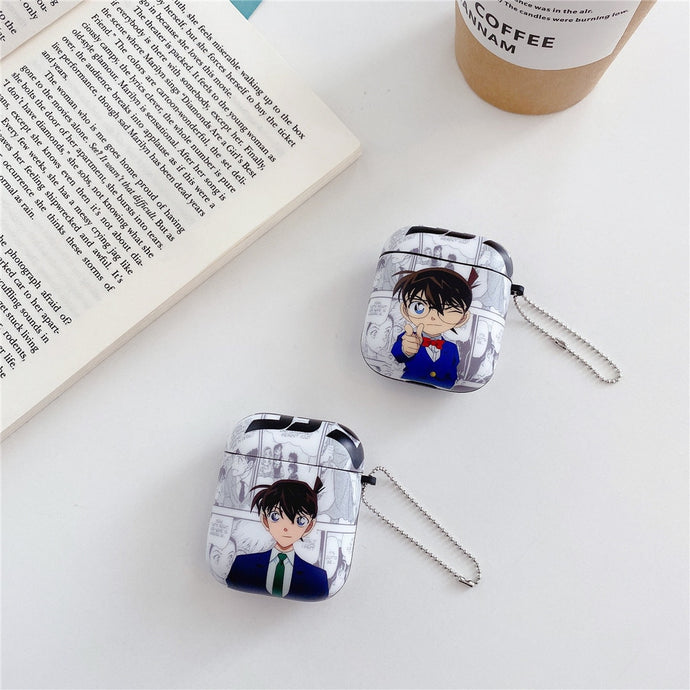 Case Closed 'Detective Conan' AirPods Case Shock Proof Cover