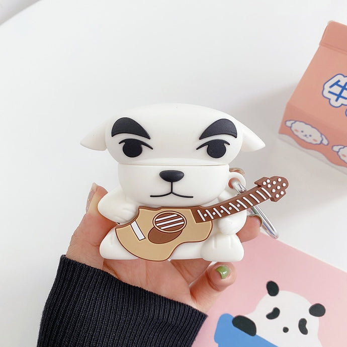 Animal Crossing 'K.K. Slider' Premium AirPods Pro Case Shock Proof Cover
