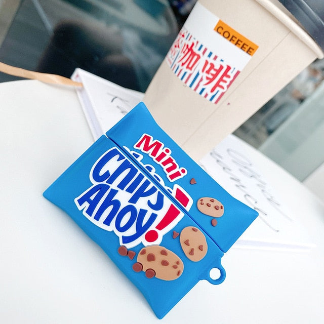 Mini Chips Ahoy Premium AirPods Pro Case Shock Proof Cover