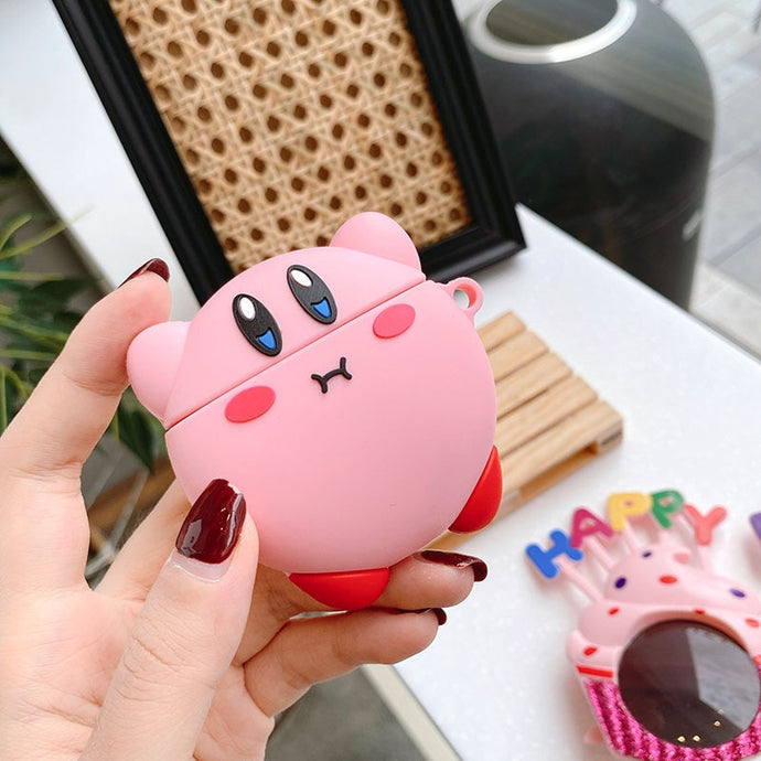 Kirby 'Classic' Premium AirPods Pro Case Shock Proof Cover