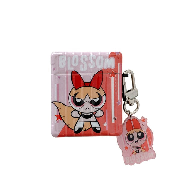 Powerpuff Girls 'Modular' AirPods Case Shock Proof Cover