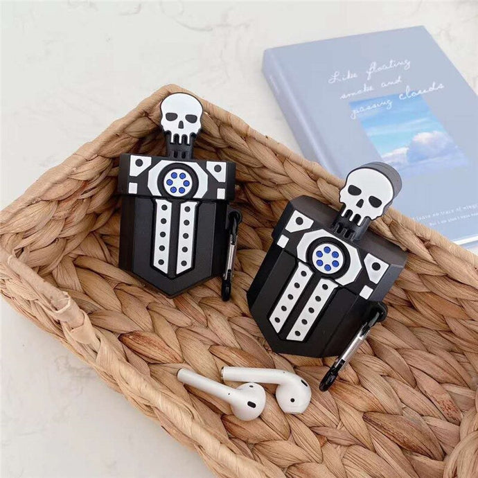 Skeleton Sword Premium AirPods Case Shock Proof Cover