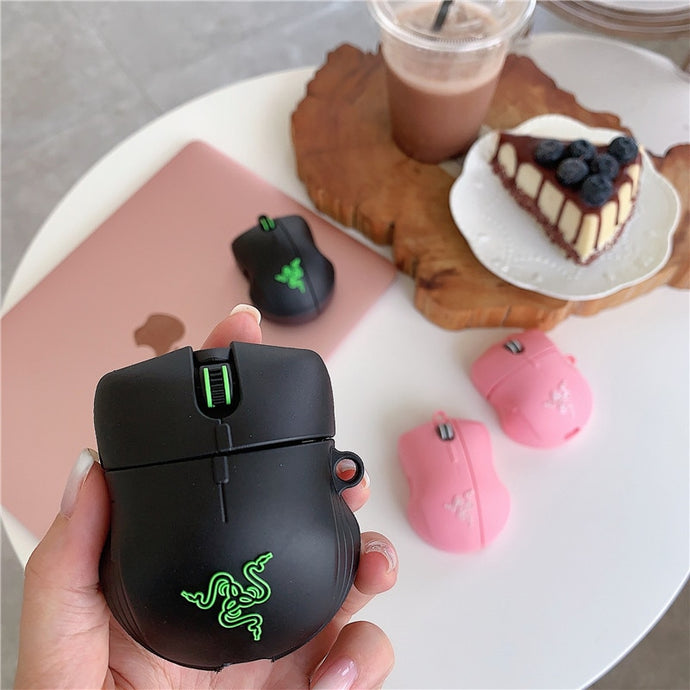 Razer Mouse Premium AirPods Case Shock Proof Cover