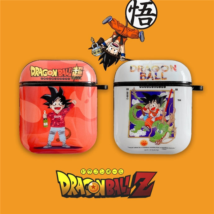 Dragon Ball Z 'Goten | Fashion' AirPods Case Shock Proof Cover