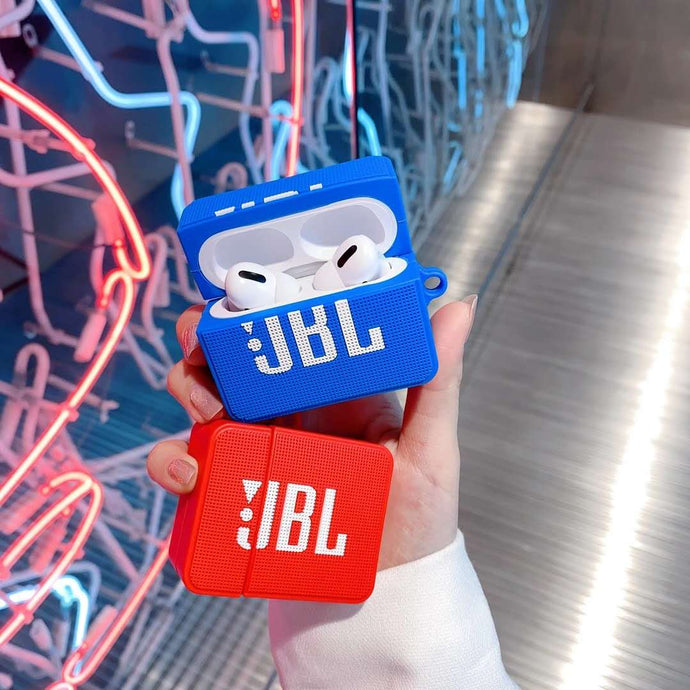 JBL Speaker Premium AirPods Pro Case Shock Proof Cover
