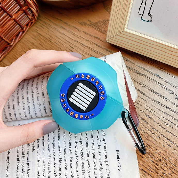 Digimon 'Digivice | Japanese' Premium AirPods Pro Case Shock Proof Cover