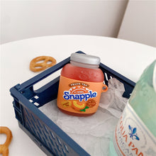 Load image into Gallery viewer, Snapple Peach Tea Premium AirPods Pro Case Shock Proof Cover