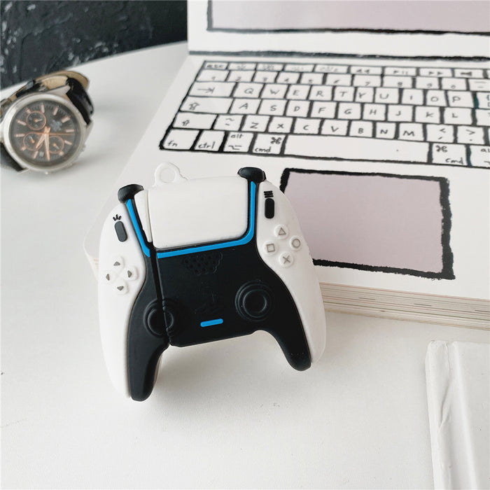 PS5 Controller '2.0' Premium AirPods Case Shock Proof Cover