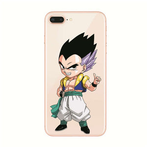 Dragon Ball Z | DBZ Soft Silicone TPU Transparent Case Cover For iPhone 8  5s SE 5C 6 6s 7 7Plus X