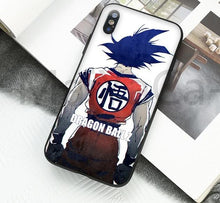 Load image into Gallery viewer, Dragon Ball Z | DBZ 'Goku v Majin Buu'  Soft TPU Case for Apple iPhone 8 7 6 6S Plus X XS MAX 5 5S SE XR
