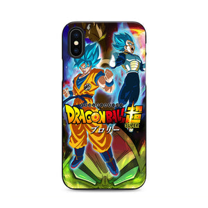 Dragon Ball Z 'Color' Shock Proof iPhone Case