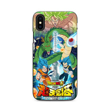 Load image into Gallery viewer, Dragon Ball Z 'Color' Shock Proof iPhone Case