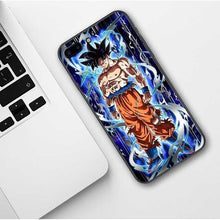 Load image into Gallery viewer, Dragon Ball Z 'Art' Soft Shell iPhone Case for Apple iPhone X XR XS MAX 7 7Plus 8 Plus 6 6splus 5 5S SE