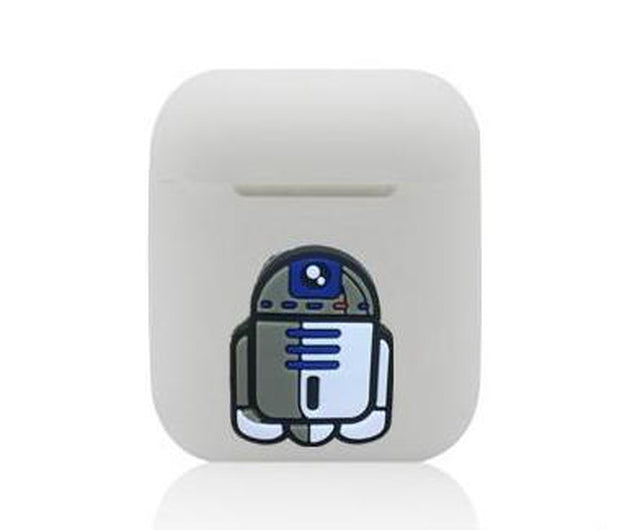 R2-D2 AirPods Case Shock Proof Cover-iAccessorize