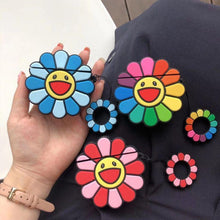 Load image into Gallery viewer, Rainbow Happy Sunflower Premium AirPods Case Shock Proof Cover-iAccessorize