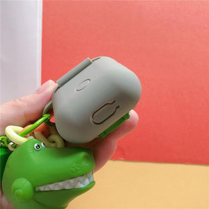 Rex Toy Story AirPods Case Shock Proof Cover-iAccessorize