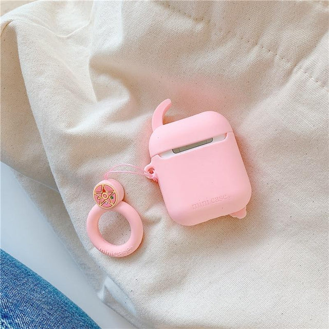 Sailor Moon AirPods Case Shock Proof Cover-iAccessorize