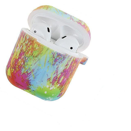 Splatter Art AirPods Case Shock Proof Cover-iAccessorize