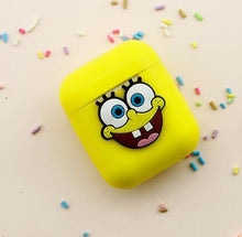 Load image into Gallery viewer, SpongeBob AirPods Case Shock Proof Cover-iAccessorize