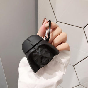 Star Wars Darth Vader Premium AirPods Case Shock Proof Cover-iAccessorize
