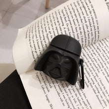 Load image into Gallery viewer, Star Wars Darth Vader Premium AirPods Case Shock Proof Cover-iAccessorize