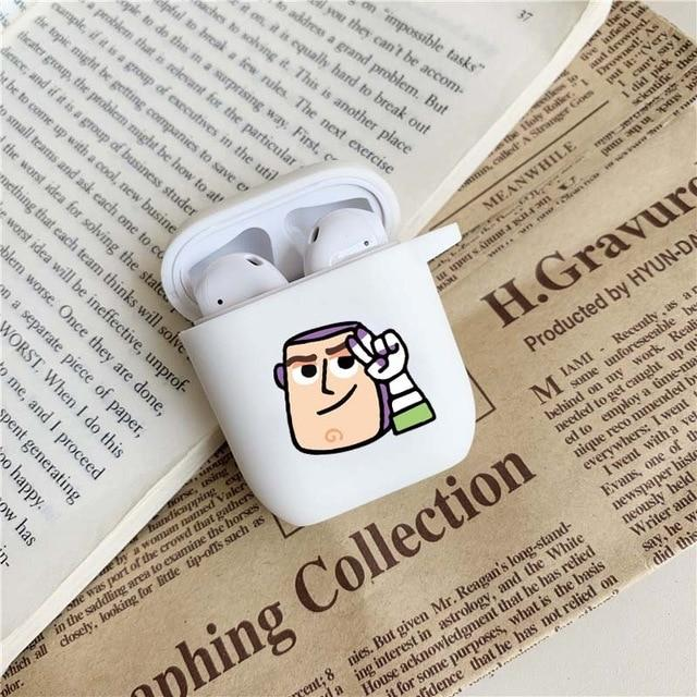 Toy Story Buzz Lightyear Comic AirPods Case Shock Proof Cover-iAccessorize
